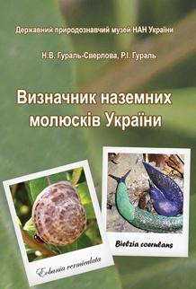 Визначник наземних молюсків України